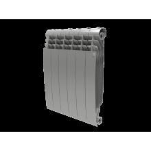 Радиатор Royal Thermo BiLiner 500 Silver Satin - 4 секц.